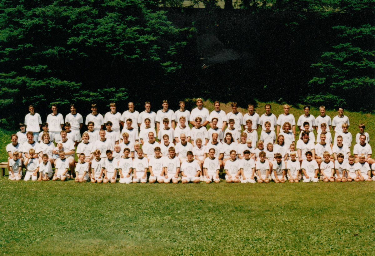 Camp Shewahmegon 1997